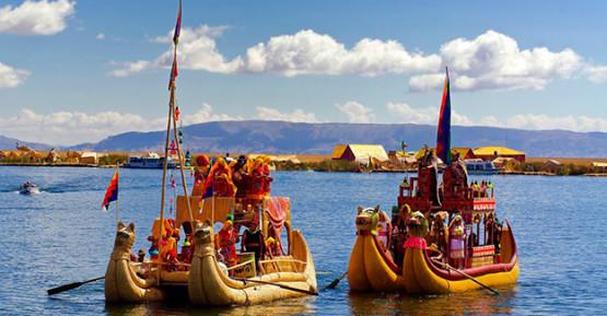 Inca Empire & Lake Titicaca