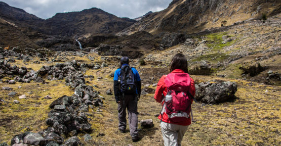 Lares trek - Huancahuasi