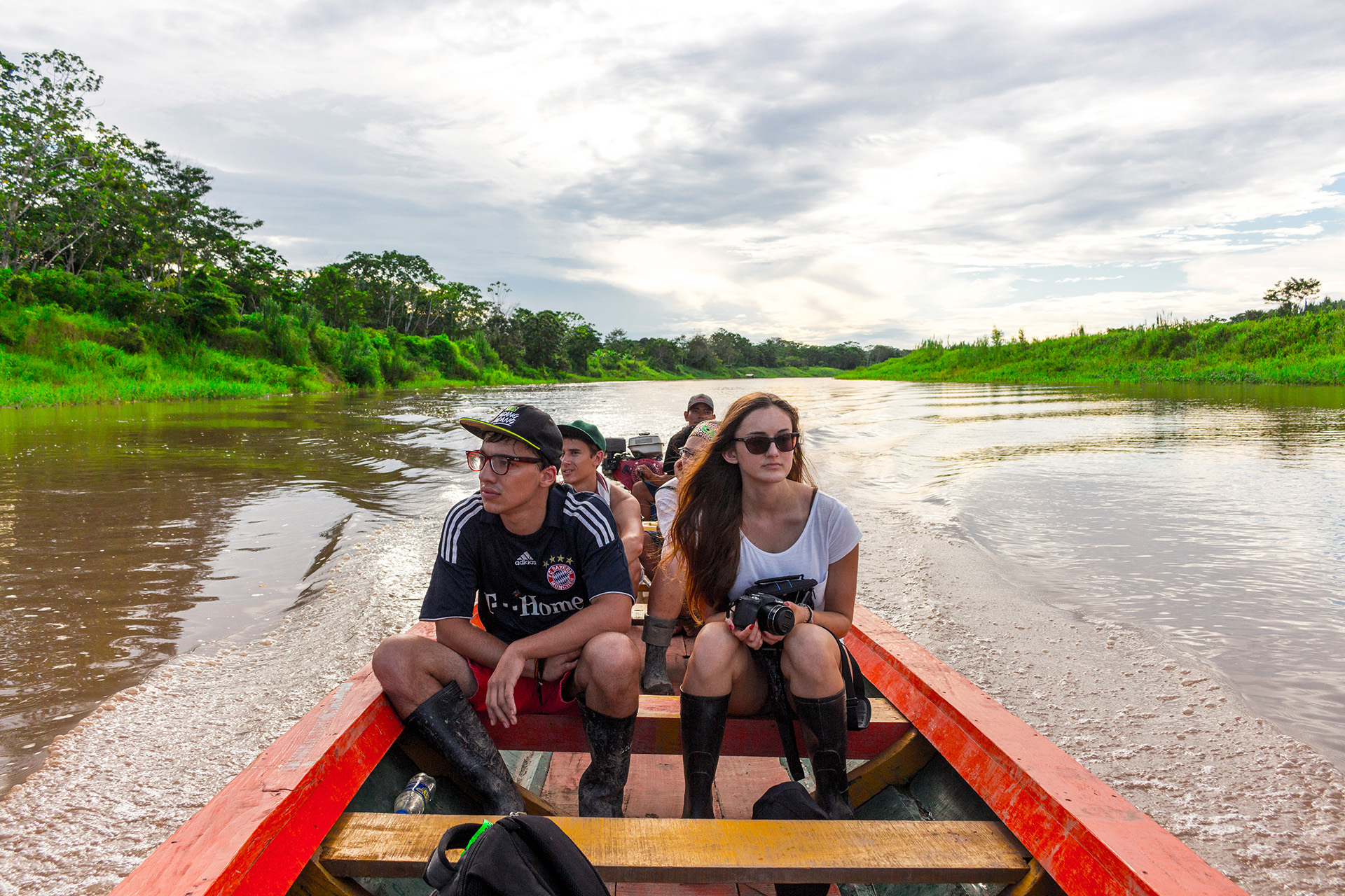 Explore the amazon jungle peru trip advisors - Carole Perrier Usa
